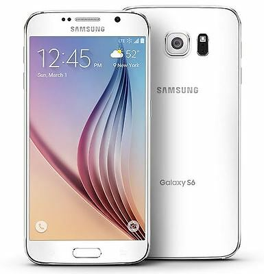 Samsung Galaxy S6 32Gb   Pre Owned   Boost Mobile    100 Service Credit Included
