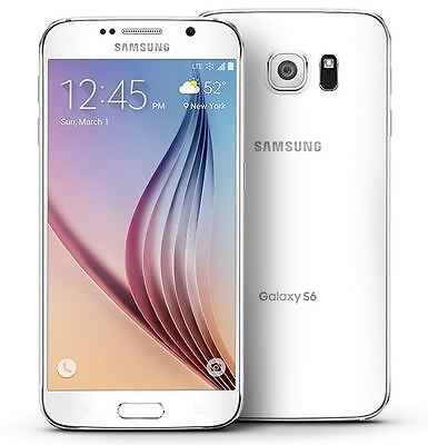 MANUFACTURER REFURBISHED SAMSUNG GALAXY S6 32GB - CERTIFIED PRE-OWNED - BOOST MOBILE