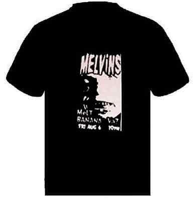 Locust T shirt Grindcore Punk Rock Melt Banana Melvins Band Graphic Unisex Tee