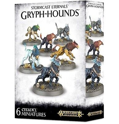 NEW BOX: STORMCAST ETERNALS GRYPH-HOUNDS Games Workshop Warhammer AGE of SIGMAR