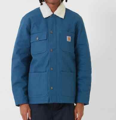 Chaqueta Hombre Carhartt Fairmount Abrigo (Prussian Azul Rigid ) Talla M