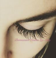Permanent Lashes by Amy