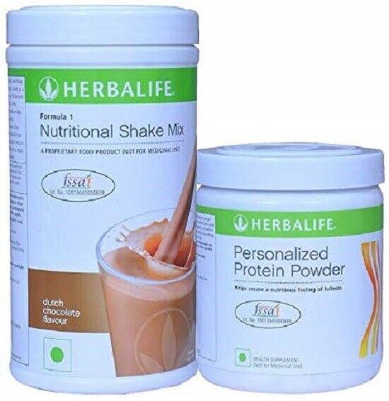 Herbalife Formula 1 Chocolate Shake & Protein Powder For Wei