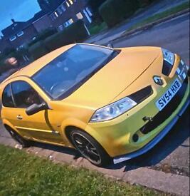 Renault Megane 1.9dci breaking! not R26/sport/Williams