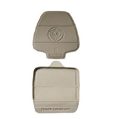Prince Lionheart Car Seat Saver Protector Pad/Mat-Beige/Tan