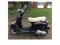 Piaggio Vespa LX 125cc 2009 *** GREAT BIKE!!! MUST GO!!! ***