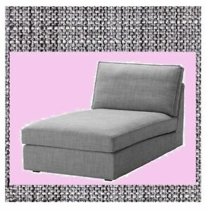 Ikea Kivik Chaise - Teno Light Grey - EXCELLENT CONDITION