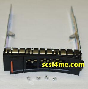 10-3-5-Drive-Tray-Caddy-IBM-x3500-x3550-x3650-x3250-x3850-x3950-M4-M5-69Y5284