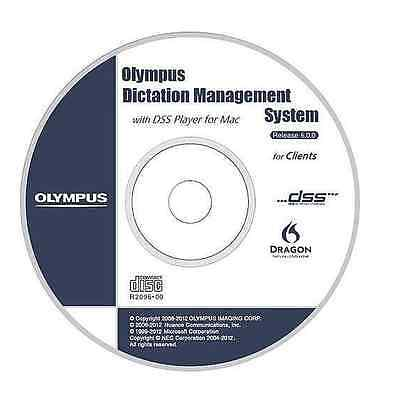 Olympus Dictation Management System