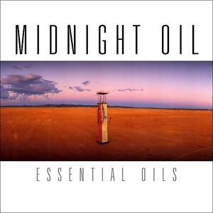 MIDNIGHT OIL Essential Oils 2CD BRAND NEW Best Of