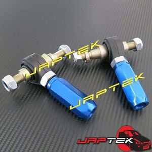Adjustable Tie Rod Ends for Nissan 180sx Silvia s13 A31 240sx Cefiro SR20 CA18