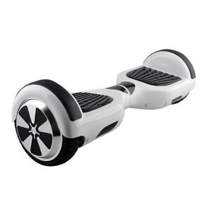 2 Wheel Electric Scooter Self Balancing Lithium Hoverboard White