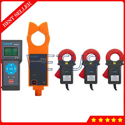 Three-channel Wireless High Voltage Current Transformer Ratio Lcd Tester Meter