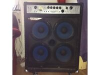 ASHDOWN MAG300, 300watt bass amp. £200.