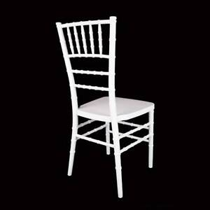 White Adult Tiffany / Chiavari Chair - Wholesale Event Suppliers Allenby Gardens Charles Sturt Area Preview