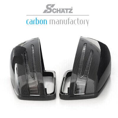 Carbon Spiegelgehäuse Mercedes  W204,C204, W221, W212,X156,W176,A/C207, CLS,C216