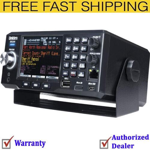 Uniden SDS200 True I/Q TrunkTracker X Base/Mobile Digital Police Scanner P25 DMR