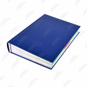 New A4  SIZE  CORDEX  MAGAZINE  BINDER