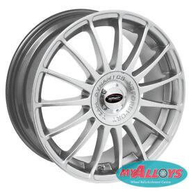 "Alloy wheels Nissan Almera Juke Primera Pulsar qashqai 16"" inch alloys wheel Renault espace scenic"