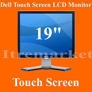 Dell-19-LCD-Screen-Monitor-Touchscreen-POS-Point-of-Sale-PC-Desktop-Computer