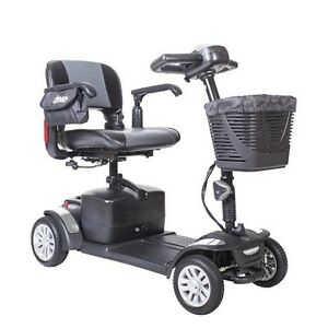 MOBILITY SCOOTERS, ROLLATORS, WALKERS, & MORE