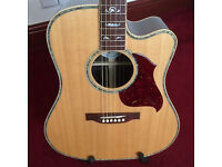 Gibson Songwriter Deluxe Custom EC - Antique Natural - Immaculate