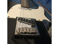 Fender Telecaster 1988 USA - made in America Serial Number: E800460