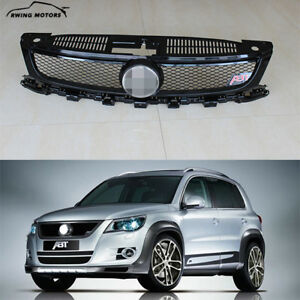 For Tiguan 2013-2015 Mesh Cover Front Grille Grill Mesh