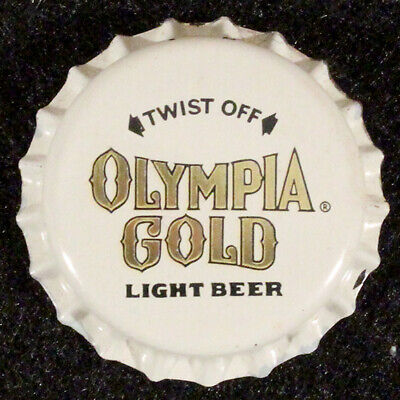 OLYMPIA PLASTIC LINED BEER BOTTLE CAP #8 TUMWATER WASHINGTON OLY CROWN~~~VINTAGE