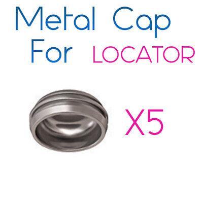 Metal Cap 5 For Locator Abutment Titanium Abutment Dental Implant