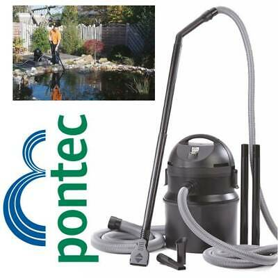 Oase Pontec Pondomatic 3 Pond Vac Hoover Vacuum Sludge Remover Cleaner