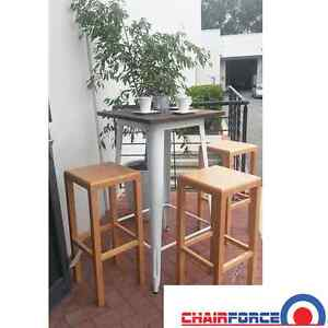 Solid Wood Charlie stools - Modern style Springvale Greater Dandenong Preview