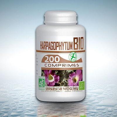 ☆☆☆ Harpagophytum Bio 200 comprimes 400mg