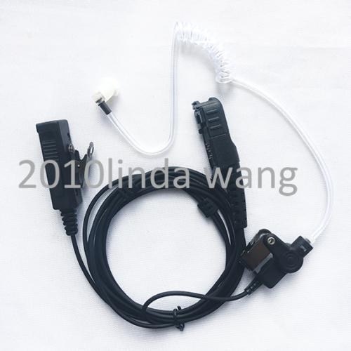 2-wire Headset Earpiece Earphone For Motorola XPR3300e XPR35