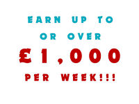 Earn up to £1000 a week, plus a Bonus* for a new Unlicensed PCO Mini Cab Driver!