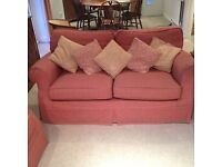 Two Beautiful Laura Ashley 2 Seater Sofas