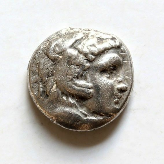 the dating of coinage alexander great