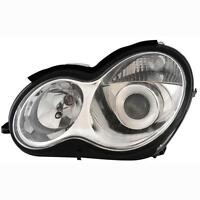 Mercedes-Benz W203 S203 C-Class 00-07 Chrome Projector Headlight