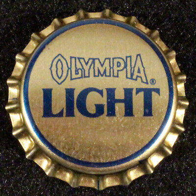 OLYMPIA PLASTIC LINED BEER BOTTLE CAP #17 TUMWATER WASHINGTON OLY CROWN~~VINTAGE