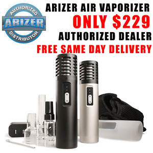 VAPORIZERS FOR SALE- ARIZER, DA VINCI AND MORE