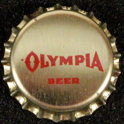 OLYMPIA PLASTIC LINED BEER BOTTLE CAP #20 TUMWATER WASHINGTON OLY CROWN~~VINTAGE