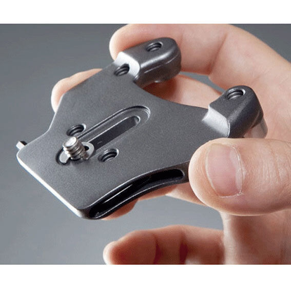 Spider Pro Camera Holster Spare Extra Plate for SpiderPro - Genuine - UK