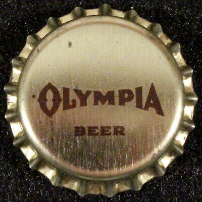 OLYMPIA PLASTIC LINED BEER BOTTLE CAP #23 TUMWATER WASHINGTON OLY CROWN~~VINTAGE