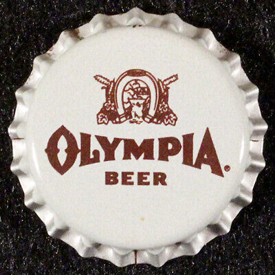 OLYMPIA PLASTIC LINED BEER BOTTLE CAP #31 TUMWATER WASHINGTON OLY CROWN~~VINTAGE