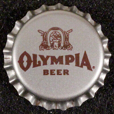 OLYMPIA PLASTIC LINED BEER BOTTLE CAP #29 TUMWATER WASHINGTON OLY CROWN~~VINTAGE