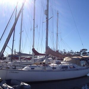 CAVALIER SAIL BOAT 39FT $49,000 Newport Pittwater Area Preview