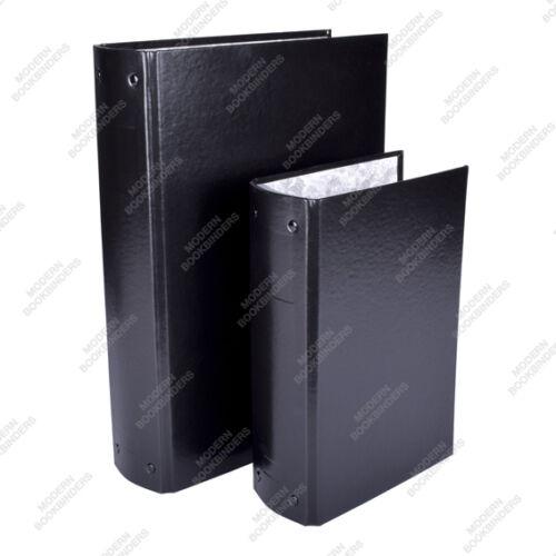 A4 Wirex Magazine Binder Extra wide 90mm capacity