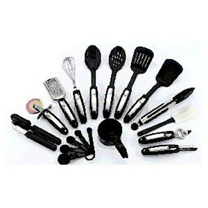 Brand New 19 Piece Kitchen Utensils Set