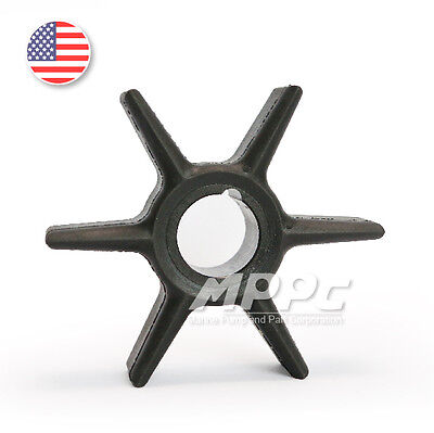 Water Pump Impeller Replacement for Mercury Mariner Outboard 30-60 HP 47-19453T - Mercury Outboard Impeller Replacement