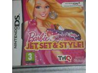 Barbie Nintendo ds game